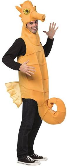 seahorse costume for adults men or women 5999
