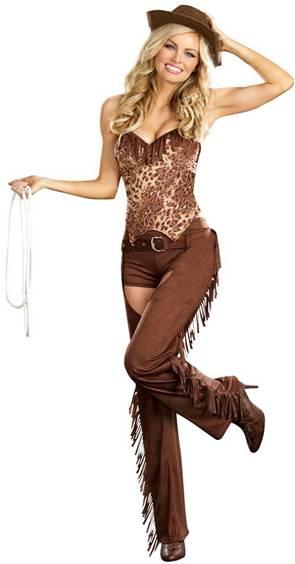 BANGIN HOT COWGIRL  sc 1 st  Crazy For Costumes & All u003e Women u003e Sexy u003e Cowgirls Indians u0026 Western - Crazy For ...