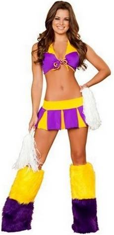 CHEERFUL CUTIE CHEERLEADER