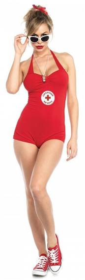 CPR SWEETIE WENDY PEFFERCORN COSTUME FOR WOMEN
