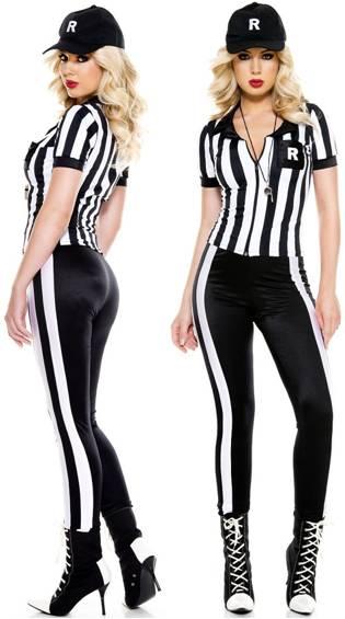 Sexy referee outfits, sexo esposas amateur