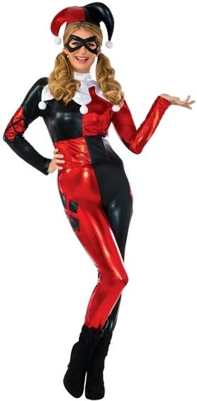 SEXY HARLEY QUINN COSTUME FOR WOMEN