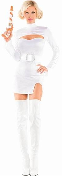 SEXY INTERSTELLAR PRINCESS COSTUME FOR WOMEN
