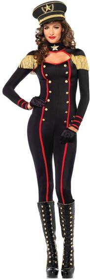 MILITARY CATSUIT