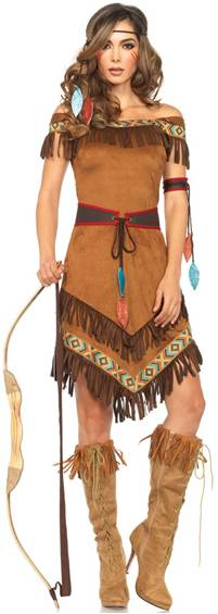 POCAHONTAS NATIVE PRINCESS