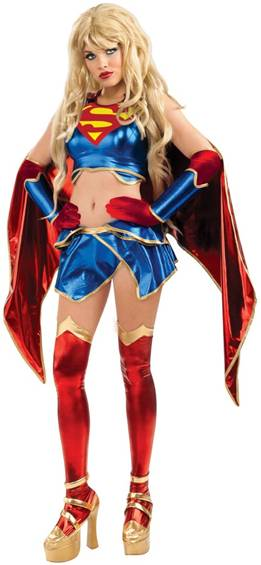 ANIME SUPERGIRL