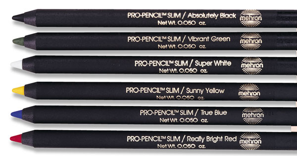SLIM PRO PENCIL MAKEUP PENCILS