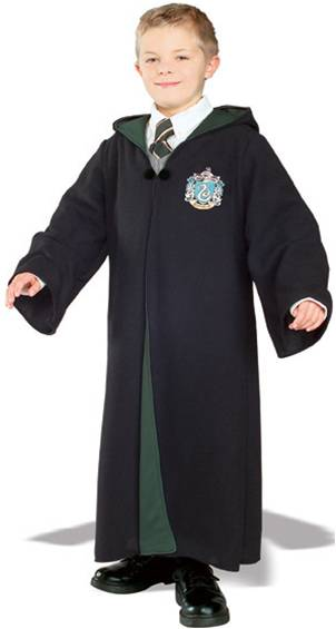 DELUXE SLYTHERIN ROBE