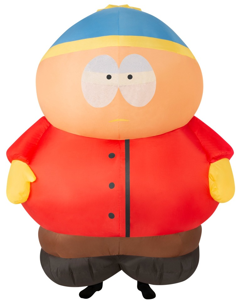 SOUTH PARK INFLATABLE CARTMAN COSTUME FOR ADULTS