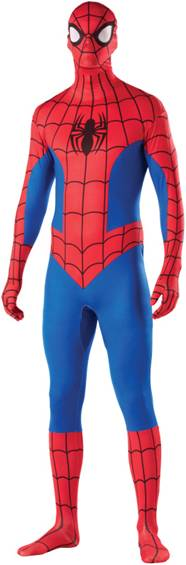 SPIDER-MAN SKIN SUIT