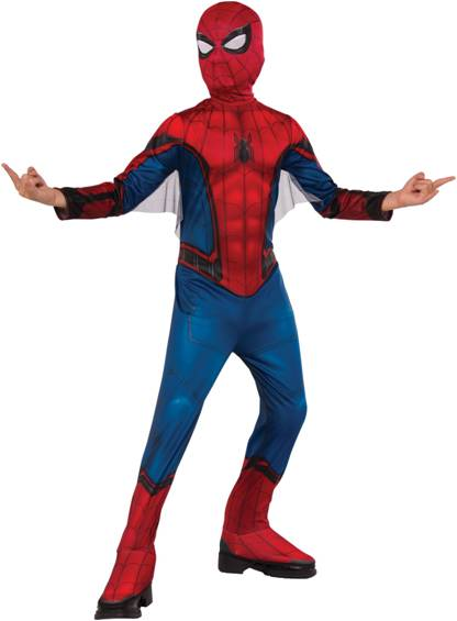 CLASSIC SPIDER-MAN: FAR FROM HOME COSTUME FOR BOYS