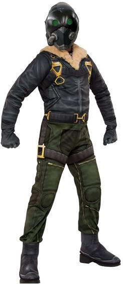 DELUXE VULTURE COSTUME FOR BOYS