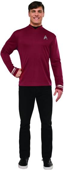 STAR TREK MONTGOMERY SCOTTY SCOTT COSTUME FOR MEN