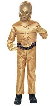 C-3PO Only available size Med