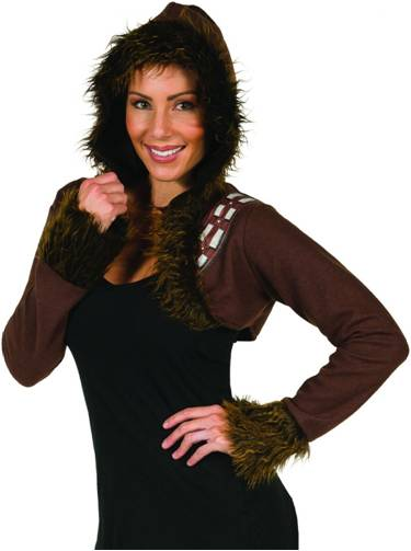 STAR WARS CHEWBACCA BOLERO FOR WOMEN