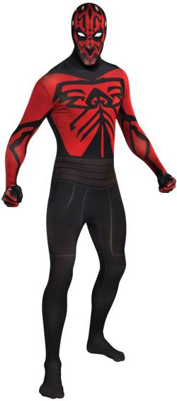 DARTH MAUL ZENTAI SKIN SUIT