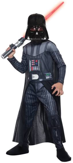 STAR WARS CLASSIC DARTH VADER COSTUME FOR BOYS