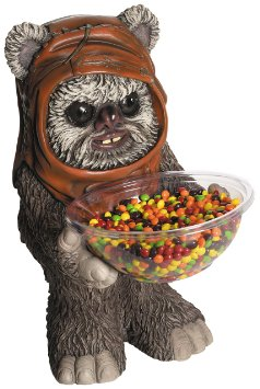 EWOK CANDY BOWL