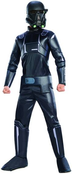 STAR WARS ROGUE ONE DEATH TROOPER COSTUME FOR BOYS