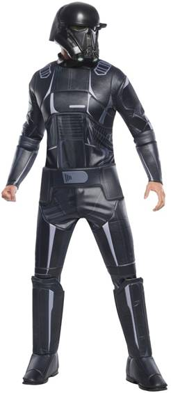 STAR WARS ROGUE ONE DEATH TROOPER COSTUME FOR MEN
