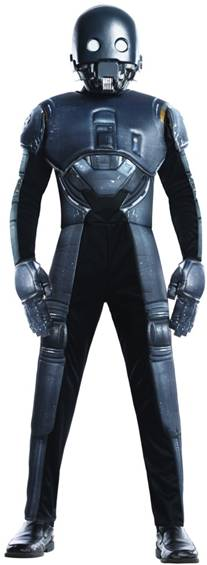 STAR WARS ROGUE ONE K-2SO COSTUME FOR BOYS