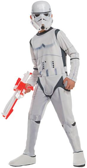CLASSIC STAR WARS STORMTROOPER COSTUME FOR KIDS