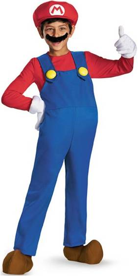 SUPER MARIO PRESTIGE COSTUME FOR BOYS $49.99  sc 1 st  Crazy For Costumes & Crazy For Costumes/La Casa De Los Trucos (305) 858-5029 - Miami ...