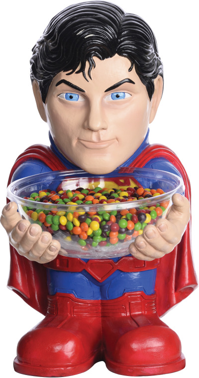 SUPERMAN CANDY BOWL