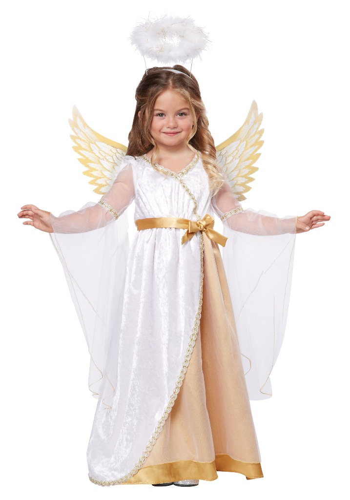 SWEET ANGEL COSTUME FOR GIRLS
