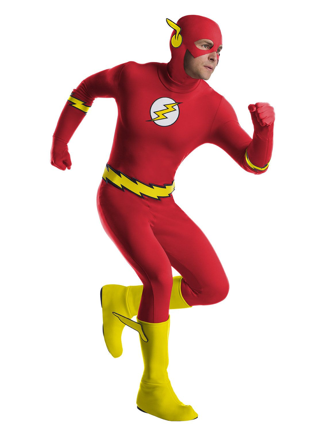 SUPREME EDITION CLASSIC THE FLASH COSTUME FOR MEN