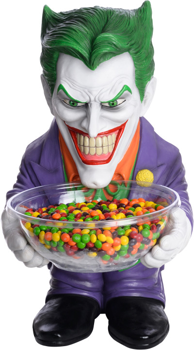 THE JOKER CANDY BOWL