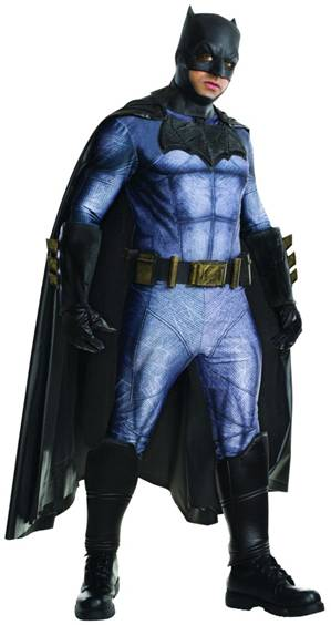 BvS THEATRICAL QUALITY BATMAN COSTUME FOR MEN