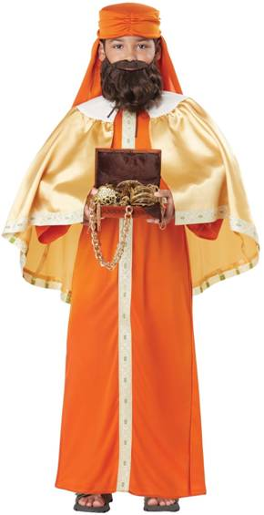 GASPAR OF INDIA COSTUME FOR BOYS