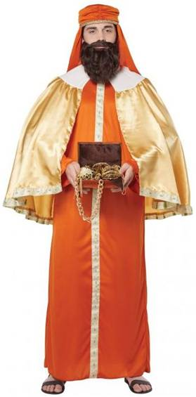 GASPAR OF INDIA COSTUME FOR MEN