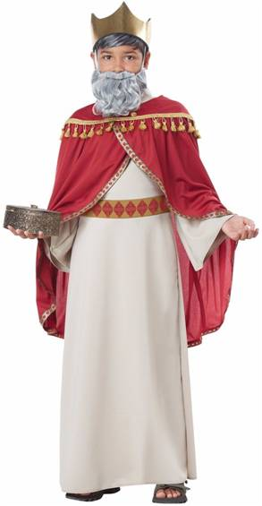 MELCHIOR OF PERSIA COSTUME FOR BOYS