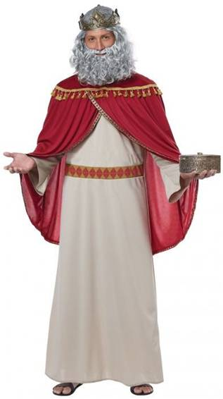 MELCHIOR OF PERSIA COSTUME FOR MEN