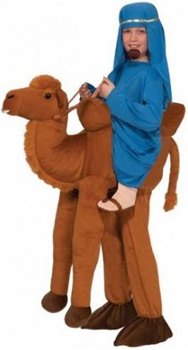 THREE KINGS RIDE-A-CAMEL