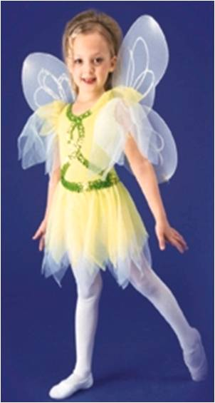 FAIRY TALE TINKERBELL PIXIE