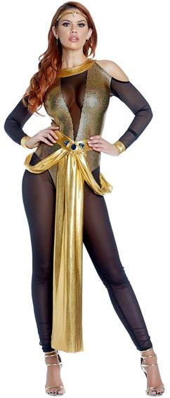 TOP OF THE PYRAMID CLEOPATRA COSTUME FOR WOMEN Click for larger image  sc 1 st  Crazy For Costumes & Crazy For Costumes/La Casa De Los Trucos (305) 858-5029 - Miami ...