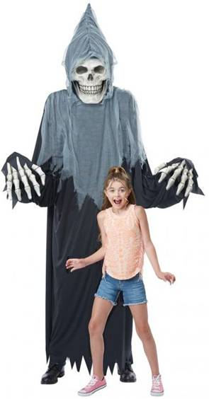 TOWER TERROR REAPER COSTUME FOR ADULTS
