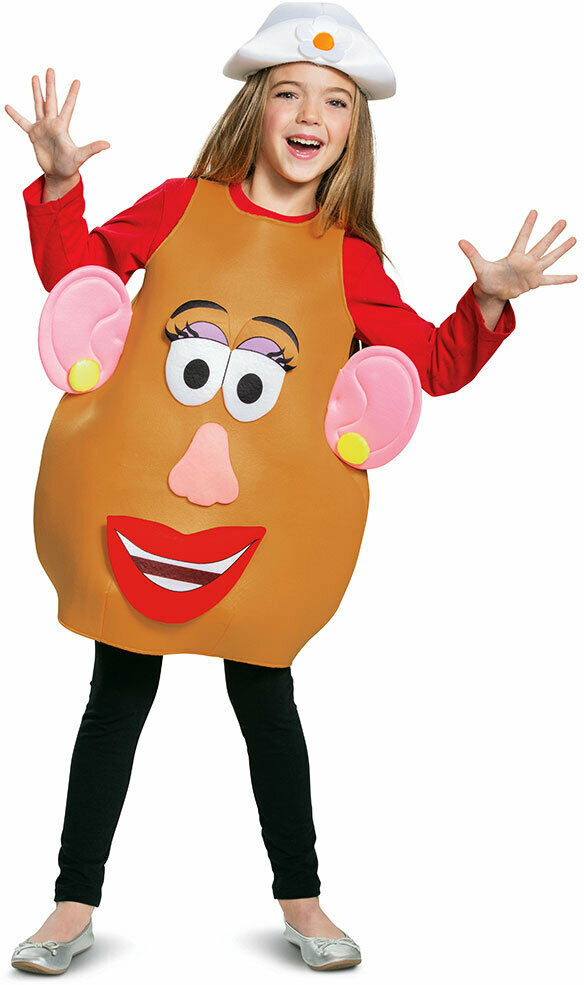 MR. AND MRS. POTATO HEAD COSTUME FOR KIDS