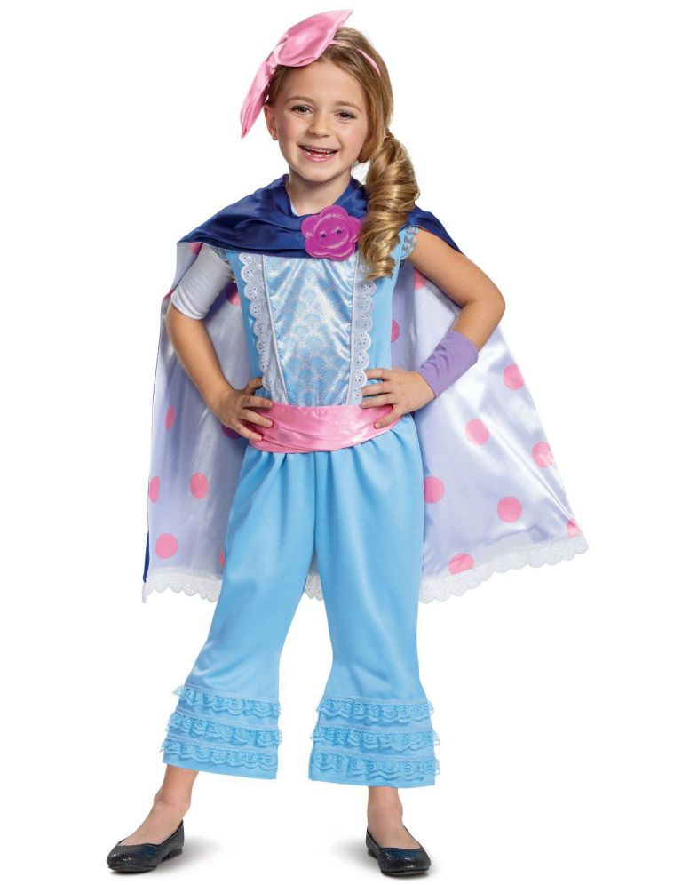 TOY STORY DELUXE BO PEEP COSTUME FOR GIRLS