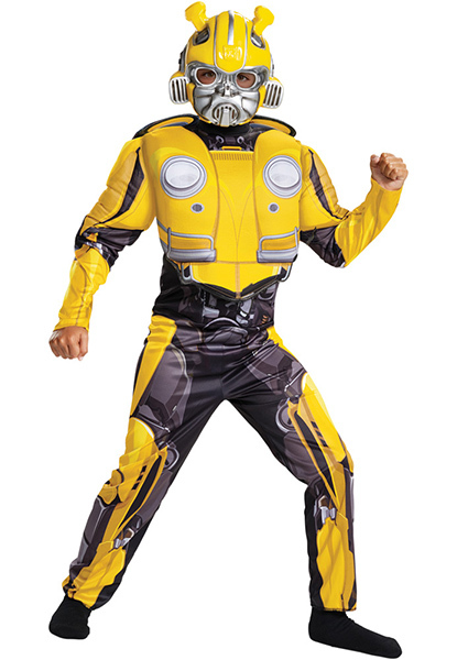 DELUXE BUMBLEBEE COSTUME FOR BOYS