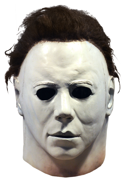 HALLOWEEN DELUXE MICHAEL MYERS MOVIE ADULT MASK