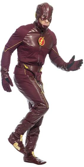 THEATRICAL QUALITY THE FLASH COSTUME FOR MEN