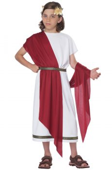UNISEX TOGA COSTUME FOR KIDS