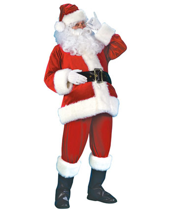 VELVET SANTA SUIT Click for larger image  sc 1 st  Crazy For Costumes/La Casa De Los Trucos (305) 858-5029 - Miami ... & Crazy For Costumes/La Casa De Los Trucos (305) 858-5029 - Miami ...