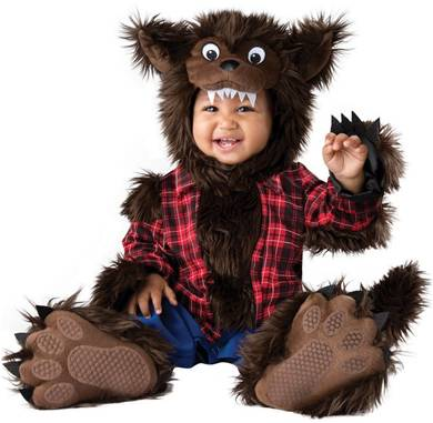 WEE WEREWOLF COSTUME FOR BABIES INFANTS BOYS Click for larger image  sc 1 st  Crazy For Costumes & Crazy For Costumes/La Casa De Los Trucos (305) 858-5029 - Miami ...