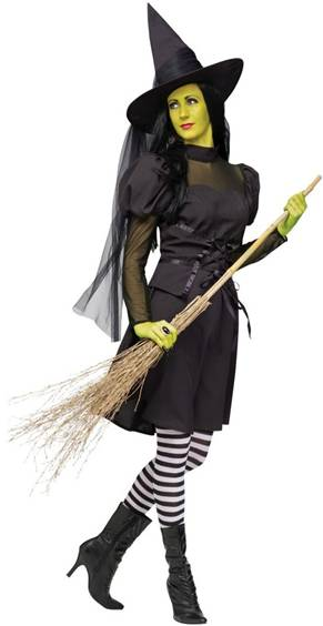 DELUXE MS. WICKED WITCH