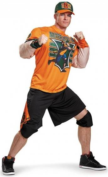 WWE JOHN CENA COSTUME FOR MEN
